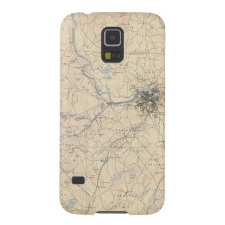 Lowell, Massachusetts Galaxy S5 Case