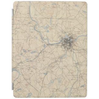 Lowell, Massachusetts iPad Smart Cover