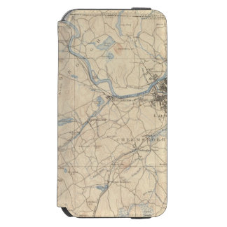 Lowell, Massachusetts iPhone 6/6s Wallet Case