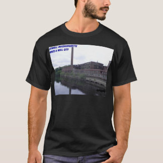 Lowell Massachusetts Mills T-Shirt