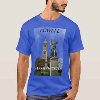 LOWELL MASSACHUSETTS T-SHIRT