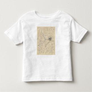 Lowell, Massachusetts Toddler T-shirt