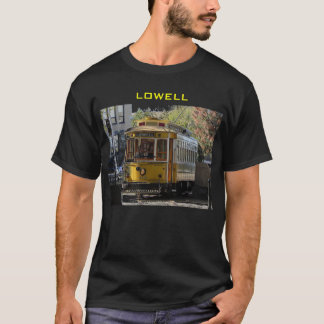 Lowell Trolley T-Shirt
