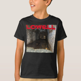 LOWELL UNDERGROUND KIDS BASIC HANES SHIRT