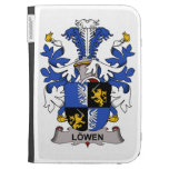 Lowen Family Crest Cases For The Kindle