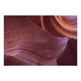 Lower Antelope Canyon Poster