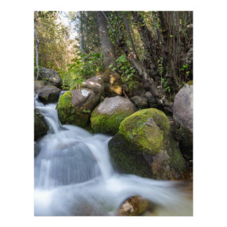 Lower Bell's Canyon River Letterhead