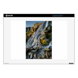 "Lower Bell's Canyon Waterfall 15"" Laptop Decal"