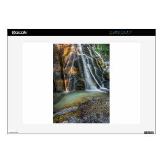 "Lower Bell's Canyon Waterfall 15"" Laptop Skins"