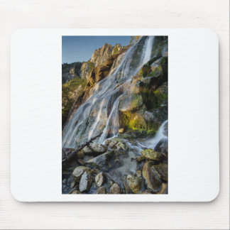 Lower Bell's Canyon Waterfall Mouse Pad