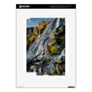 Lower Bell's Canyon Waterfall Skins For iPad 3