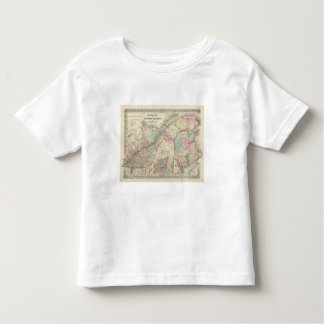 Lower Canada 2 Toddler T-shirt