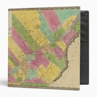 Lower Canada 3 Ring Binders