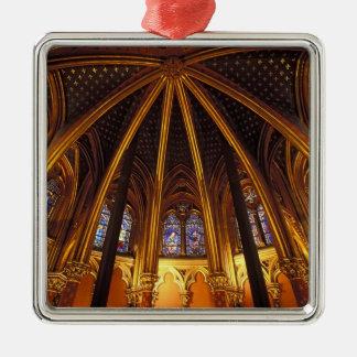 Lower chapel of La Sainte-Chapelle, Paris, Metal Ornament