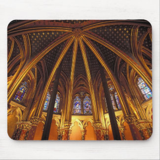 Lower chapel of La Sainte-Chapelle, Paris, Mouse Pad