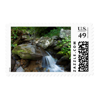 Lower Dark Hollow Falls, Shenandoah Stamps