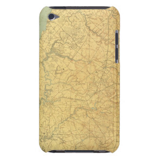 Lower Delaware Barely There iPod Case