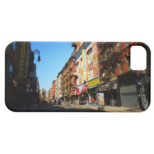 Lower East Side iPhone 5 Case