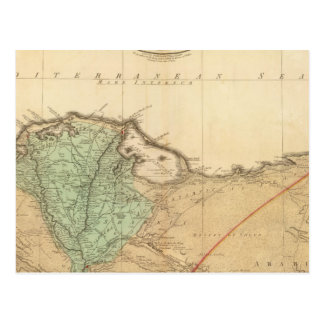 Lower Egypt, Palestine Postcard