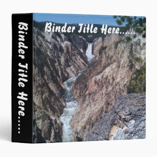 "Lower Falls 1.5"" Binder"
