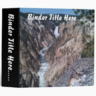 "Lower Falls 2"" Binder"