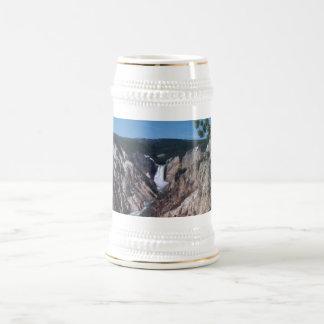 Lower Falls Beer Stein