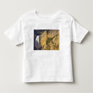 Lower Falls in the Grand Canyon of the Tshirts
