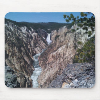 Lower Falls Mouse Pad