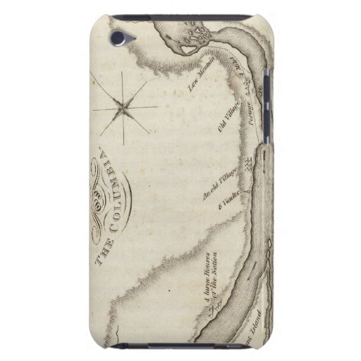 Lower Falls of the Columbia iPod Touch Cases