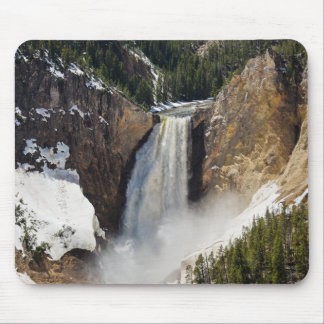 Lower Falls of the Yellowstone Mouse Pad