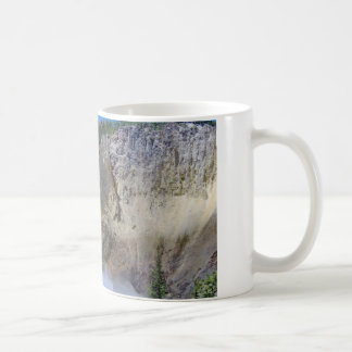 Lower Falls of the Yellowstone - Uncommon View Coffee Mug