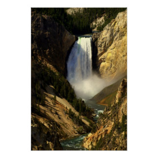 Lower Falls Posters