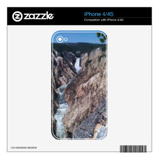 Lower Falls iPhone 4 Decal