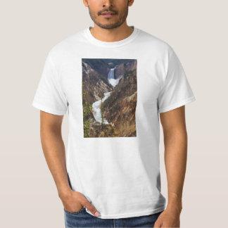Lower Falls Yellowstone Tees