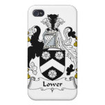Lower Family Crest iPhone 4 Covers