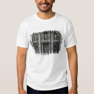 Lower half of the facade, 1637-41 t shirt