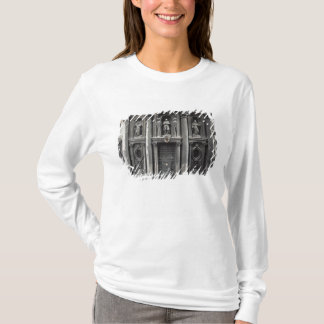 Lower half of the facade, 1637-41 T-Shirt