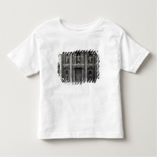 Lower half of the facade, 1637-41 toddler t-shirt