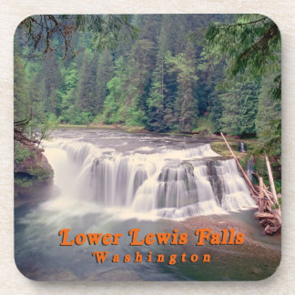 Lower Lewis River Falls Drink Coaster