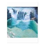 Lower Lewis River Falls, Washington Post Cards