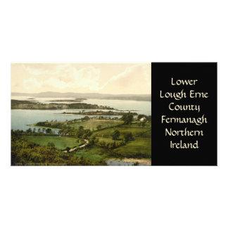 Lower Lough Erne Card
