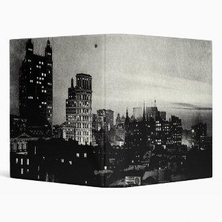 """Lower Manhattan 1898 en la oscuridad Carpeta 1"""""""