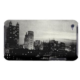 Lower Manhattan 1898 en la oscuridad iPod Touch Cárcasa