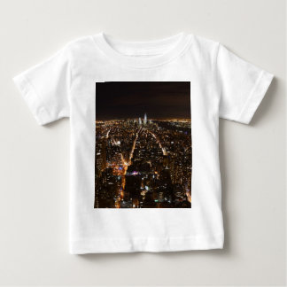 Lower Manhattan AT night from the Empire Shirt