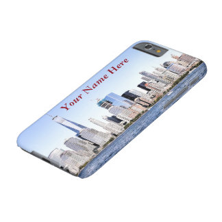 Lower Manhattan Color Sketch iPhone6/6S Case
