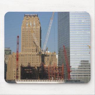 Lower Manhattan Mouse Pad