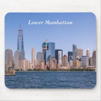 Lower Manhattan Mousepad