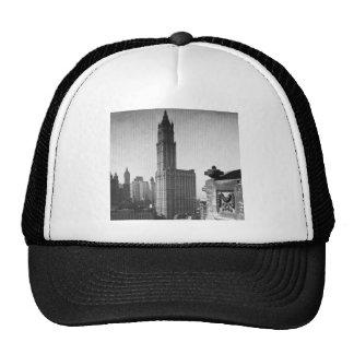 Lower Manhattan New York City del edificio de Wool Gorro