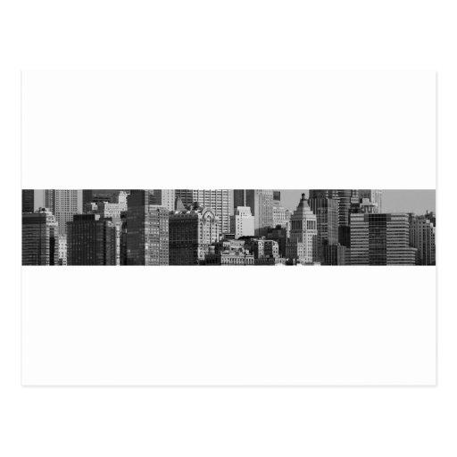 Lower Manhattan, New York City, los E.E.U.U. Postal