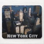 Lower Manhattan New York City Tapetes De Ratón